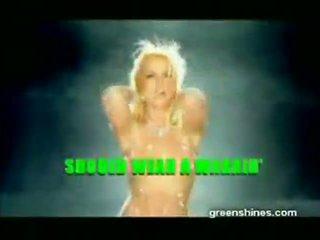 Britney spears të vjedhura toxic video