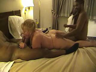 Big butt wife orgy with black guys Video