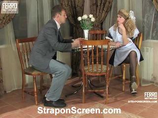 Irene e patrick caldi strapon prestazione