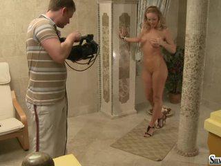 वह जैसा को sposing के लिए photographer silvia saint