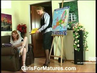 Madge irene мама в лесбийки действие