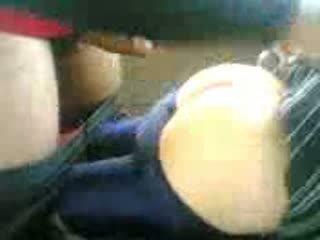 Arab thiếu niên fucked lược trong xe hơi sau trường học video