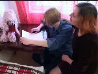 Rita seduced kanya son