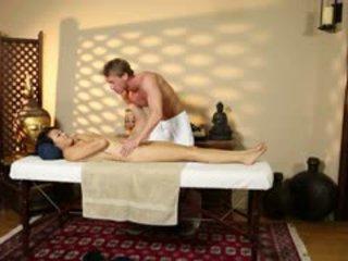 babe, small tits, massage