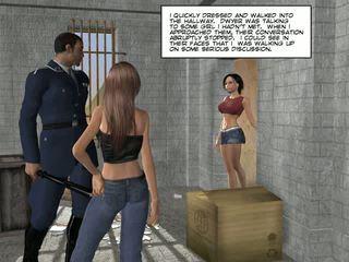 3d képregény freehope 2