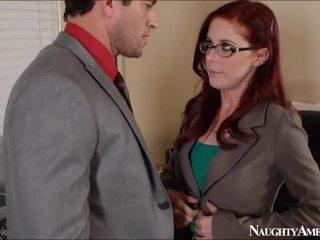 Scarlet pää penny pax bump sisään toimisto onto perverssi america