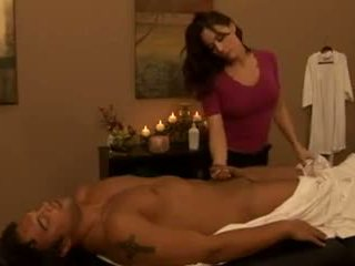 The masseuse 2: חופשי בוגר פורנו וידאו 41