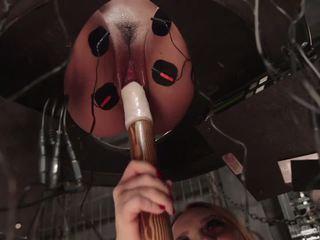 Twisted विज्ञान प्रयोग जीना प्रदर्शन starring mia li और aiden starr
