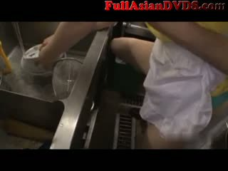 Sushi bar japonais public sex(2)