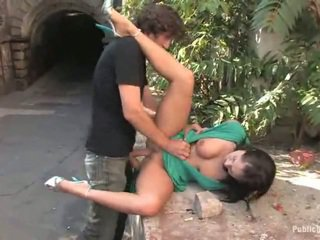 hardcore sex, hard fuck, outdoor sex
