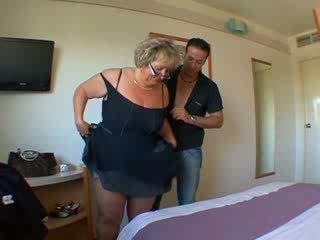 Carole français mature anal baisée