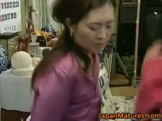 יפני בוגר אישה הוא a beauty part4