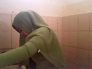 Meglesés gagal jilbab hijau