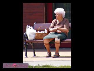 bbw, oud, grannies