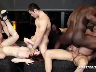 cumshots, sex în grup, anal