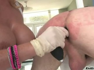 Sophie dee drill the zadok na lewd guy podľa ju vibrátor