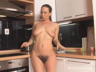 striptease, brunettes, nipples