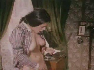 জার্মান ক্লাসিক পর্ণ সিনেমা থেকে ঐ 70s ভিডিও