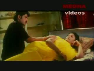 Indisch mallu actrice enjoying met haar boyfriend