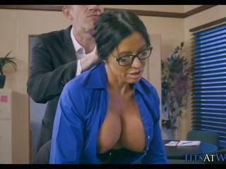Puma cheats apie jos vyras į darbas, hd porno 5b