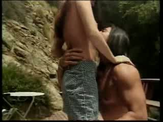 Aimee Tyler enjoys the great Nature