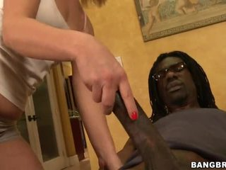 Large Cocoa Dick For The Blondie