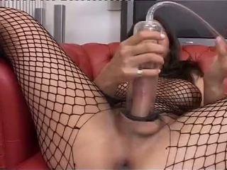 Camilla takes on a HUGE cock! Big Dicks on Chicks!