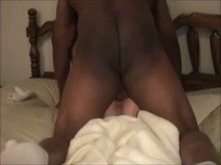Molly mormon's juodas draugas daro jos scream su malonumas