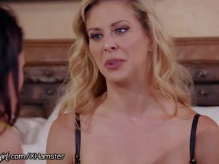 Cherie Deville Begs Stepdaughter to Help with Stuck.