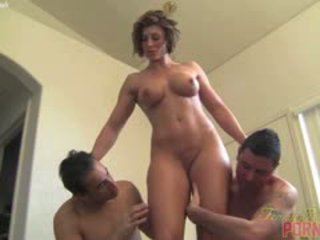 Libre brunette ikaw, hottest ass pa, Libre threesome sariwa
