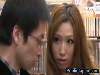 japanse, voyeur, interraciale