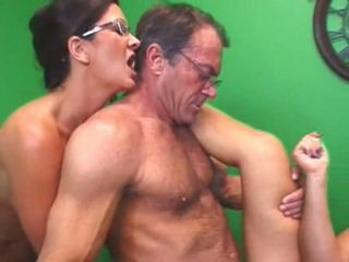 My mommy and me share a cock