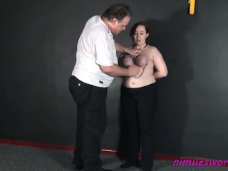 Plump Learner Submissives Breast Slavery And English Slaves Domination To Tears Of Nimue Allen