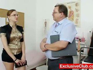 gaping, vagina, doctor
