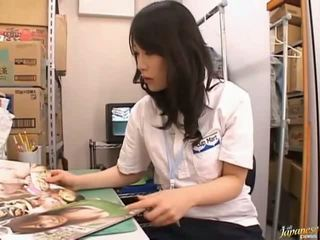Hapon av modelo kyut asyano dalagita