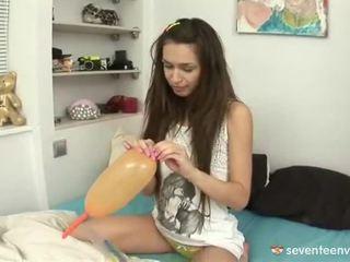 Teen Balloon Joy