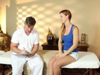 Noslēpums masturbation un jāšanās uz īpašs tricky spa