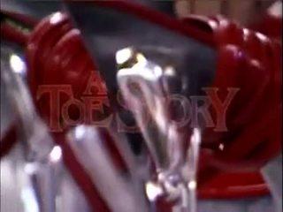 Tiffany mynx एक toe स्टोरी pt1