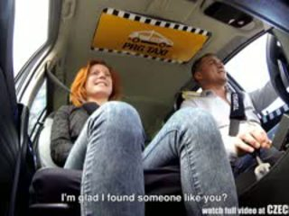 Wonderful Teen Persuaded For Sex In Taxi Cab