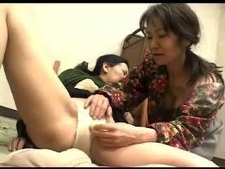 japanse, oma, lesbisch