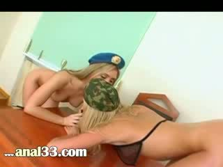 Army 3some and extreme bottom game