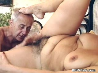 Hot mature blonde having fun and horny