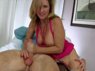 Doctor Mom Checks in: Free Dirty Talk HD Porn Video 28