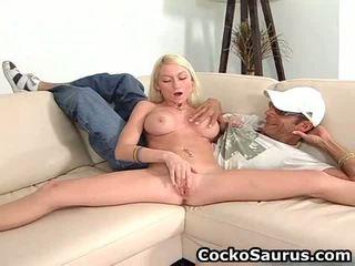 Goed neuken rondborstig blondes