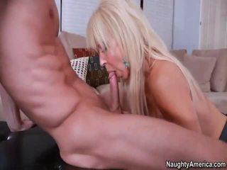 hardcore sex, busty blond katya, blowjob