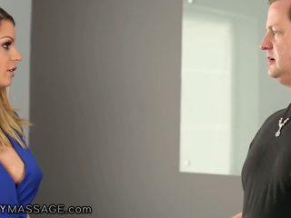 FantasyMassage Ex-Husband Cums inside Wife