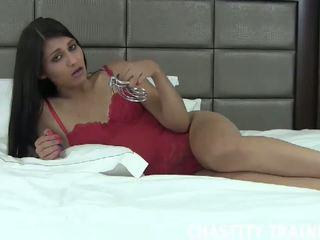 Il vostro cazzo è ora il mio proprietà, gratis chastity trainer hd porno