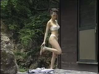 Kei mizutani japānieši karstās spring skaistas jgirls