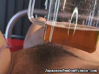 Përzgjedhje i e mahnitshme klipe nga japoneze femdom video në sksm porno niche
