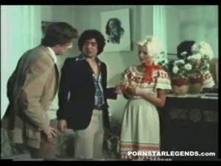 bộ ngực to, threesomes, vintage